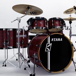 Tama Superstar EFX SX52K RSK