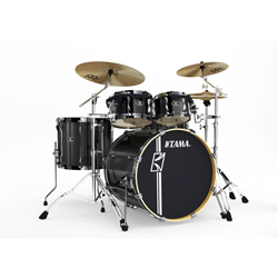 Tama Superstar Hyperdrive SK52HXZB5-BCB Brushed Charcoal Black