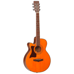 Tanglewood 145SCLH Premier Westerngitarre lefthand