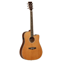 Tanglewood 28CSNCELH Evolution Westerngitarre
