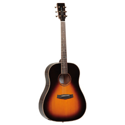 Tanglewood TRDVS Rosewood Reserve Westerngitarre