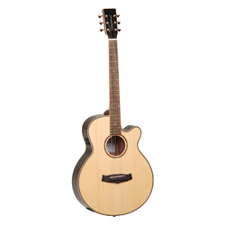 Tanglewood TRSFCE Rosewood Reserve Westerngitarre