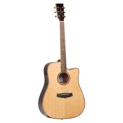 Tanglewood TRDCE Rosewood Reserve Westerngitarre