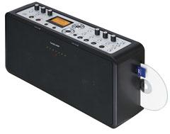 Tascam BB-1000CD Tragbarer CD/SD Recorder