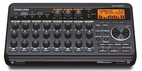 Tascam DP-008EX SD-Karten-Recorder