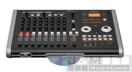 Tascam DP-02 Recorder