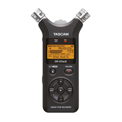 Tascam DR-07 MKII Recorder