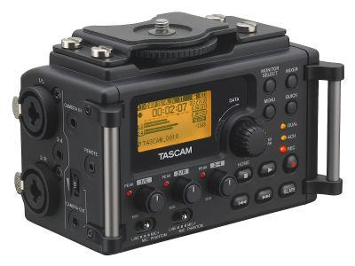 Tascam DR-60D Tragbarer Kamerarecorder