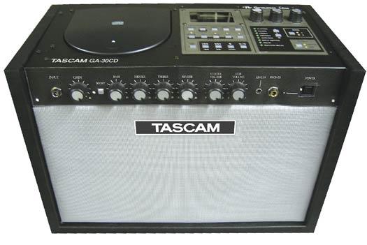 Tascam GA-30CD Combo