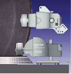 Tascam TT-M1 DJ-Scratch-Controller