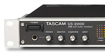 Tascam US-2000 Audiointerface