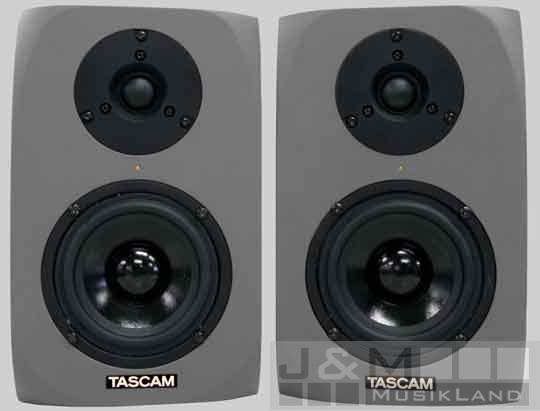 Tascam VL-A4 Monitor Paar aktiv