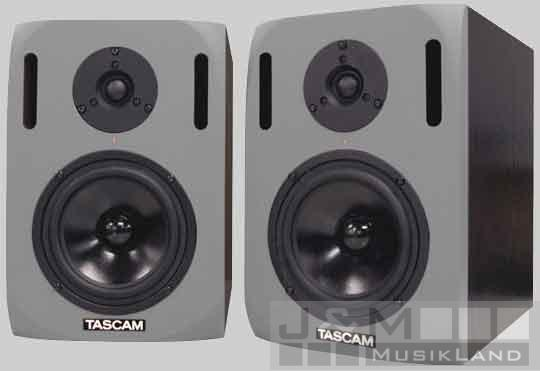 Tascam VL-A5 Monitor Paar aktiv