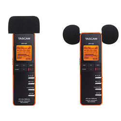 Tascam WS-DR08 Wind Screen Set