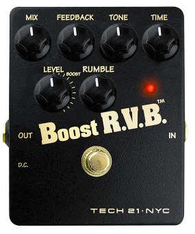 Tech 21 Boost R.V.B.
