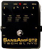 Tech 21 GT-2 SansAmp