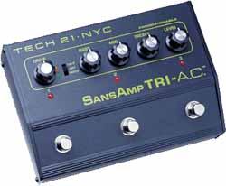 Tech 21 Tri-A.C. SansAmp