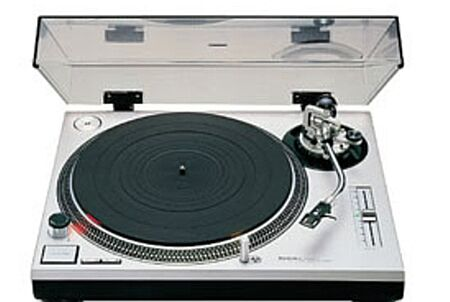 Technics SL-1200 MKII Turntable
