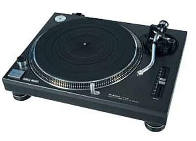 Technics SL-1210 MKII Turntable