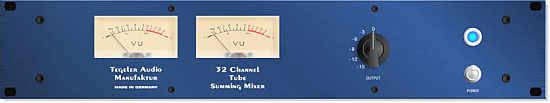 Tegeler Tube Summing Mixer TSM-1