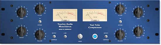 Tegeler Vari Tube Compressor VTC-1