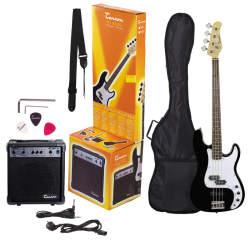 Tenson Bass Gitarren SET