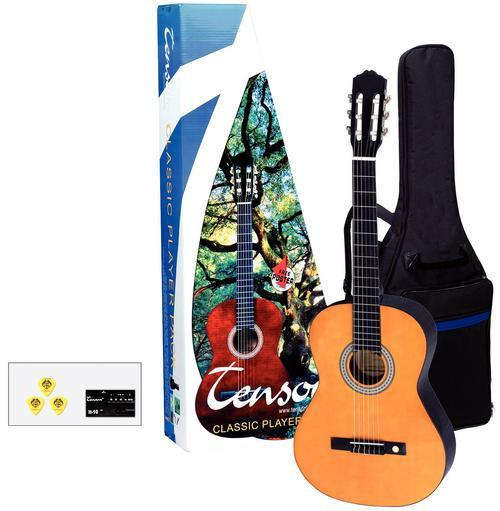 Tenson Klassik-Gitarren-SET