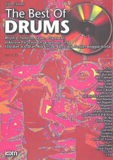 The Best of Drums +CD 20984-81