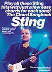 The Chord Songbook: Sting für Gitarre
