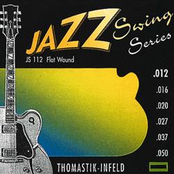 Thomastik JS 112 Jazz Swing E-Gitarren Saiten