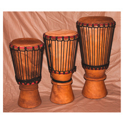 Thüne Percussion Bougarabou Djembe 55/23