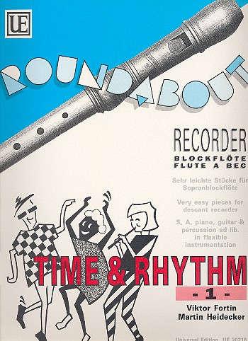 Time and Rhythm 1 - Sopranflöte