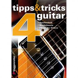 Tipps und Tricks 4 guitar - Schwirzke, Kai