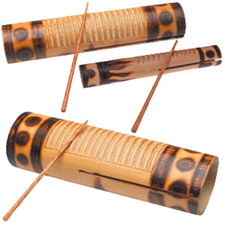 Toca T-MBG Mini Bamboo Güiro