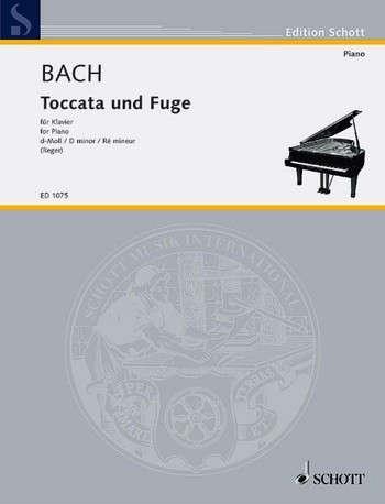 Toccata und Fuge d-Moll - Bach