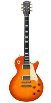 Tokai LS2 CS Reborn Old Cherry Sunburst