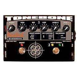 ToneBone Bassbone 2-Kanaliger Basspreamp
