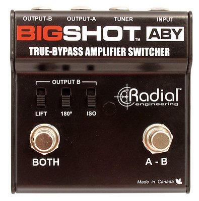 ToneBone Big Shot ABY Amp-Switch