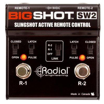ToneBone Big Shot SW2 Slingshot Remote Control