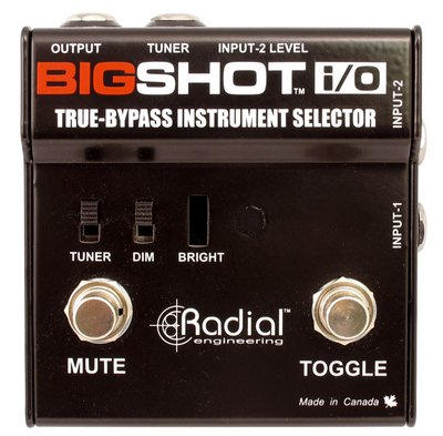 ToneBone Big Shot i/o AB-Box