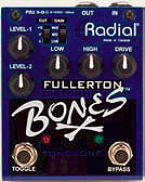 ToneBone Bones Fullerton Distortion