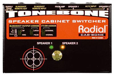 ToneBone Cabbone Switch für Amps bis 100 W