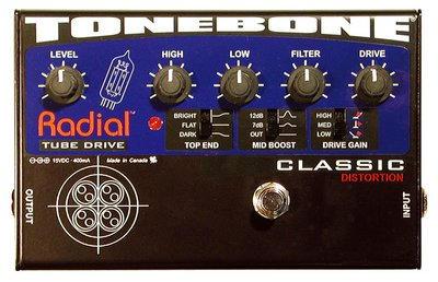 ToneBone Classic Röhrenpreamp