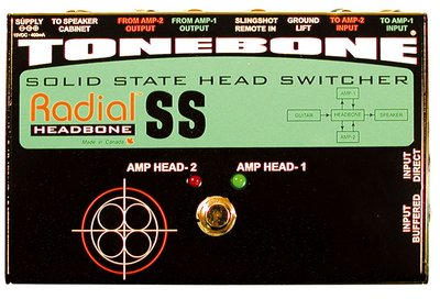 ToneBone Headbone SS Switcher