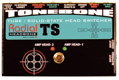 ToneBone Headbone TS Switcher