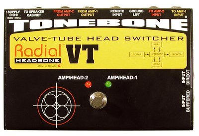ToneBone Headbone VT Switcher