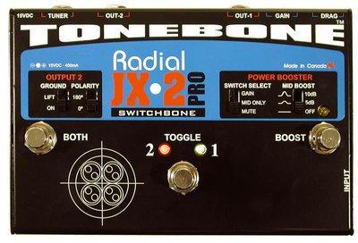 ToneBone Switchbone AB-Y Box mit Power Boost