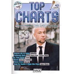 Top Charts Band 53 mit CD