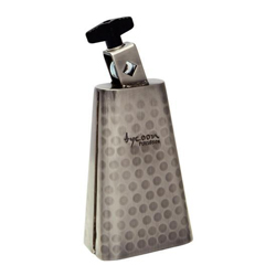 Tycoon Cowbell Hand-Hammered 6""