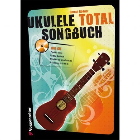 Ukulele Total - das Songbuch (mit CD)